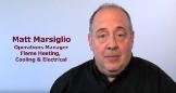 Client Testimonial Matt Marsigilo